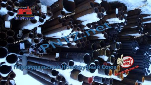 трубы стальные бесшовные холоднодеформированные Екатеринбург