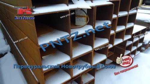 трубы стальные прямоугольные в розницу