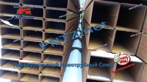 трубы стальные прямоугольные стальные