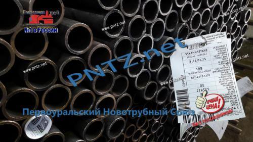 Трубы стальные бесшовные холоднодеформированные ГОСТ