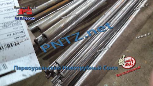 Трубы стальные бесшовные холоднодеформированные завод