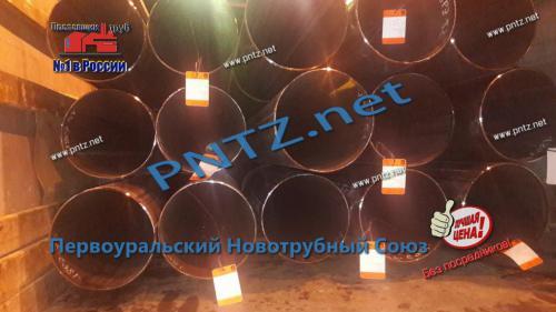 трубы стальные электросварные гост 20295-85