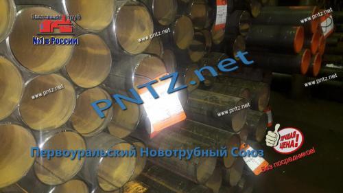 электросварные трубы ПНТЗ
